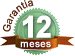 Garantia do produto Prancha Abdominal, Peso Máx. 120kg - 74-Polimet