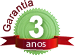 Garantia do produto Porta Rolo Papel Toalha e Alumínio 5 em 1 - 3 Rolos-Purimax
