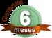 Garantia do produto Escada de alum�nio estic�vel 2x13 degraus - ED113-Alulev