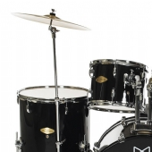 "BATERIA ACÚSTICA AUDITION DM827 BK COM BUMBO DE 20"" (30100100110681)"