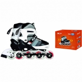 PATINS ROLLER SEMI PRO CINZA 40600141 M 35 - 38 (7896020691778)