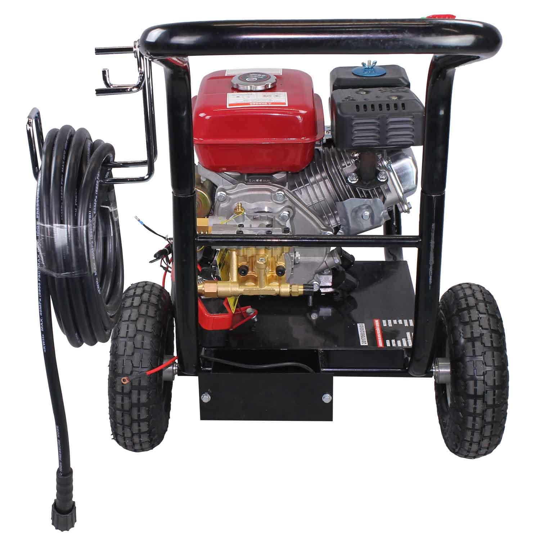 1be002450f6 AgrotamA -Lavadora de Alta Pressão a Gasolina Partida Elétrica 2900 ...