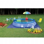 PISCINA SPLASH FUN DIÂMETRO 4,50M X 90CM - 12000L - 1057 (7896020610571)