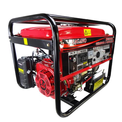 209b387cff5 AgrotamA -Gerador de Energia a Gasolina 3 kva Monofásico partida ...