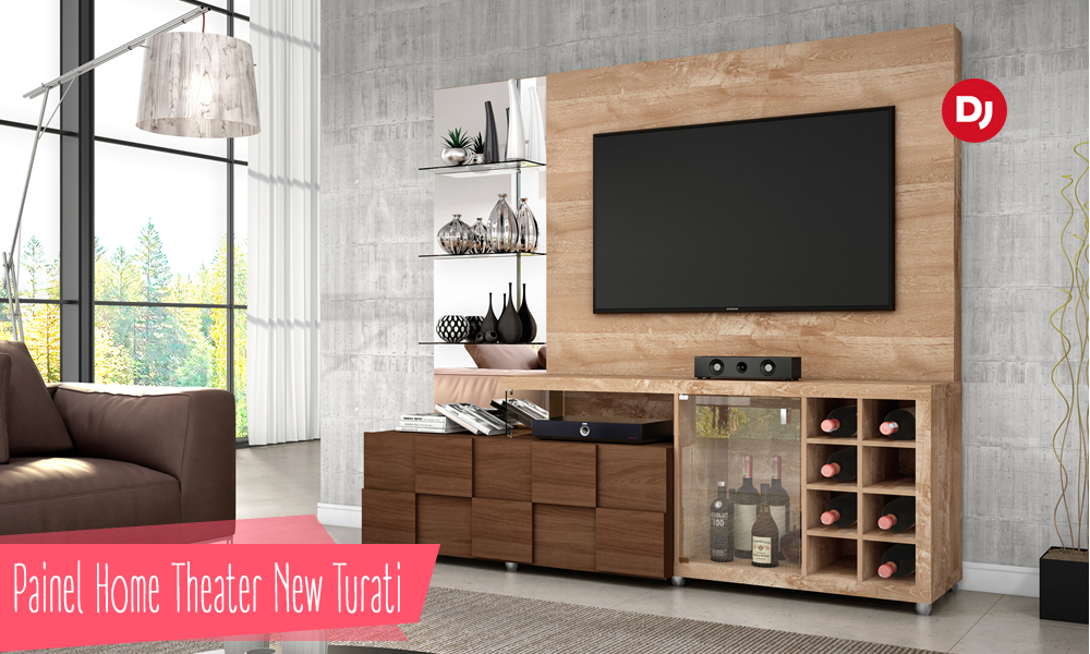 Painel Home New Turat
