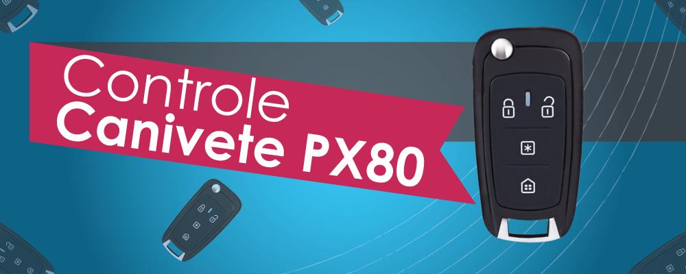 Controle Canivete PX 80