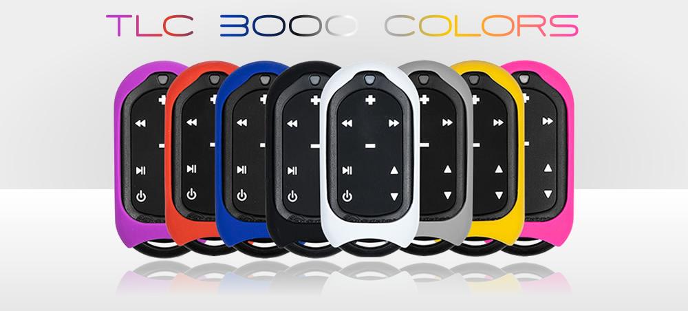 Controle Longa Distância 300m - TLC 3000 Colors - Taramps