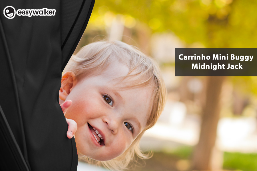 Carrinho Mini Buggy Union Jack Vintage