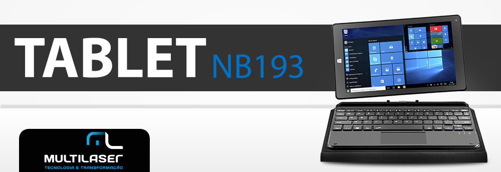 Tablet NB193