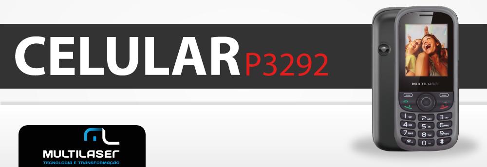 Celular Multilaser P3292