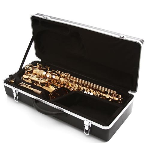 Saxofone Alto com Acabamento Vintage e Afinação - WSA OL - Waldman