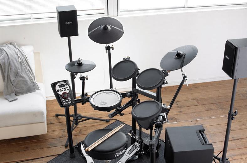 Bateria Eletrônica V-Drums TD-11K - Roland