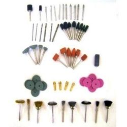 Comprar Acess�rios para mini ret�fica com estojo 250 pe�as-Lee Tools