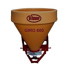 Comprar Adubadora Semeadora - 600 Litros, 540 Rpm - Giro 600-Vicon