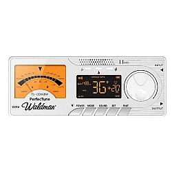 Comprar Afinador Crom�tico Digital Profissional para Todos os Instrumentos Orquestra e Sopro TU 1200GBW-Waldman