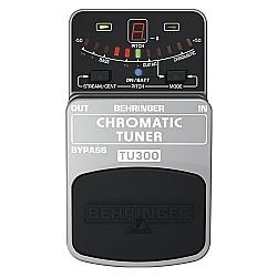 Comprar Afinador Cromático TU300-Behringer