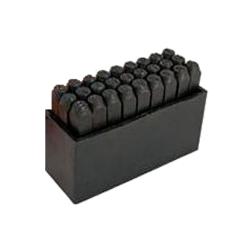 Comprar Alfabeto de aço para gravação 10mm-Eccofer