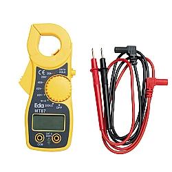 Comprar Alicate Amperímetro Digital MT 87 Resistência 200K Ohms-EDA