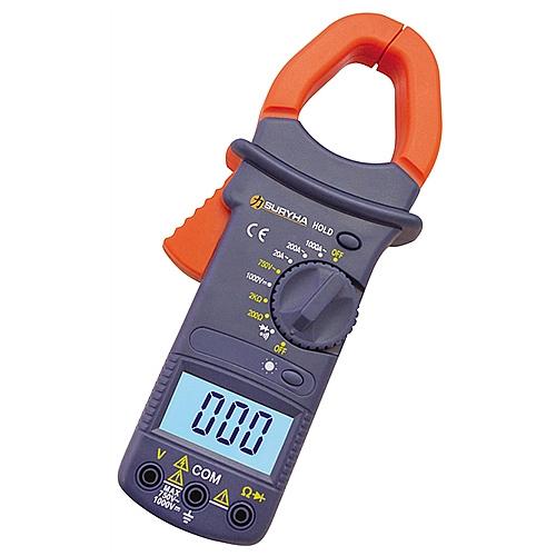 Comprar Alicate Amperímetro Multímetro Digital-Suryha