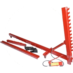 Comprar Alinhador de monobloco capacidade de 15 toneladas com 27 peças-Skay