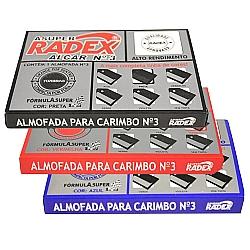 Comprar Almofadas para Carimbo Alcar N�mero 3-Radex