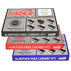 Comprar Almofadas para Carimbo Alcar Número 3-Radex