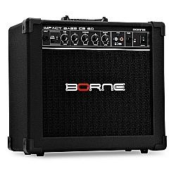 Comprar Amplificador Impact Bass CB60 20w para Contra-Baixo-Borne