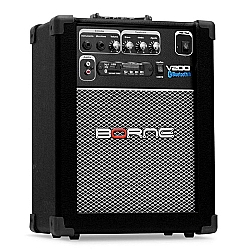 Comprar Amplificador V200 Bluetooth USB FM-Borne