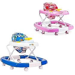 Comprar Andador Infantil e Balanço Carro Musical 8 Rodas-Styll Baby