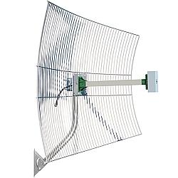 Comprar Antena Celular 3G Full Alto Ganho Triband 22 dBi - PQAG3022-Proeletronic