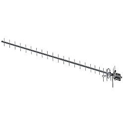 Comprar Antena Celular Rural Dual Band 20 dBi 800/900 Mhz-Proeletronic
