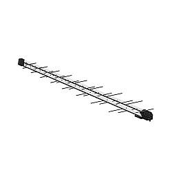 Comprar Antena TV Digital UHF HDTV Log Black - PROHD1000HD-Proeletronic