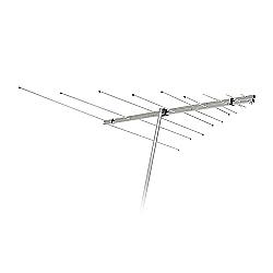 Comprar Antena log externa tv 4 em 1 - 12 elementos-Aquário