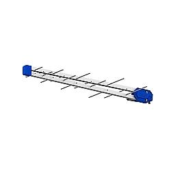 Comprar Antena UHF Digital 16 elementos - PQUT1000HD-Proeletronic