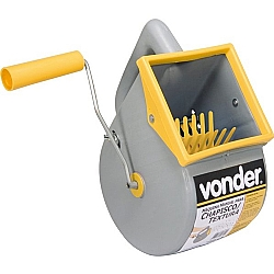 Comprar Aplicador manual para Textura e Chapisco-Vonder