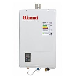 Comprar Aquecedor de Água a Gás GN Digital 22,5 Litros-Rinnai
