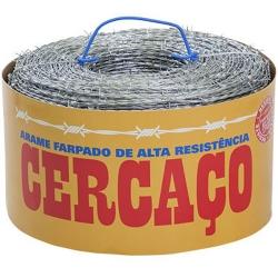 Comprar Arame farpado de aço 500 metros-Morlan
