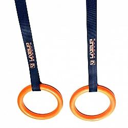 Comprar Argolas de Ginástica Olímpica Cross Fit-Liveup
