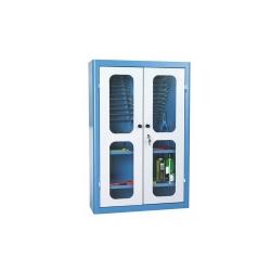 Comprar Arm�rio com prateleira e porta de vidro - AM45-Marcon