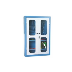 Comprar Armário com prateleira e porta de vidro - AM45-Marcon