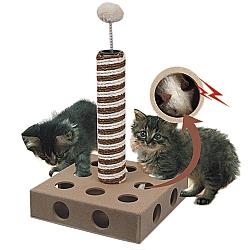 Comprar Arranhador Flop para gatos - 50x27-American Pets
