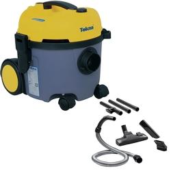 Comprar Aspirador de pó - 1200 Watts - 10 Litros, 60Hz, - SILENT 10-Tekna
