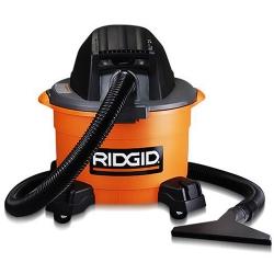 Comprar Aspirador de p� e l�quido industrial 22 Litros 2,5HP 110v - WD0656-Ridgid
