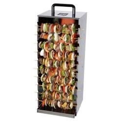 Comprar Churrasqueira/Assador a Gás Inox Capacidade para 10 Espetos - AGI 10-Arke