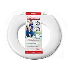 Comprar Assento Sânitario Fechado para Cadeira Banho Higiene Mebuki-Mebuki