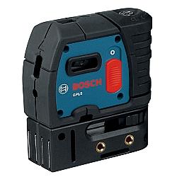Comprar Nível a Laser de Pontos, GPL 5 Professional-Bosch