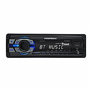 Auto Rádio Bluetooth USB Viva Voz aux - SP 2310 BT