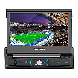 Comprar Auto Rádio Retrátil TV Digital Touch Screen - SP 6720 DTV-Pósitron