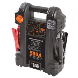 Comprar Auxiliar de partida 500A 12 volts com luz de emergência - Bivolt - JS500S-Black & Decker