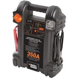 Comprar Auxiliar de partida com inflador de pneu integrado 12v - JS350CC-Black & Decker